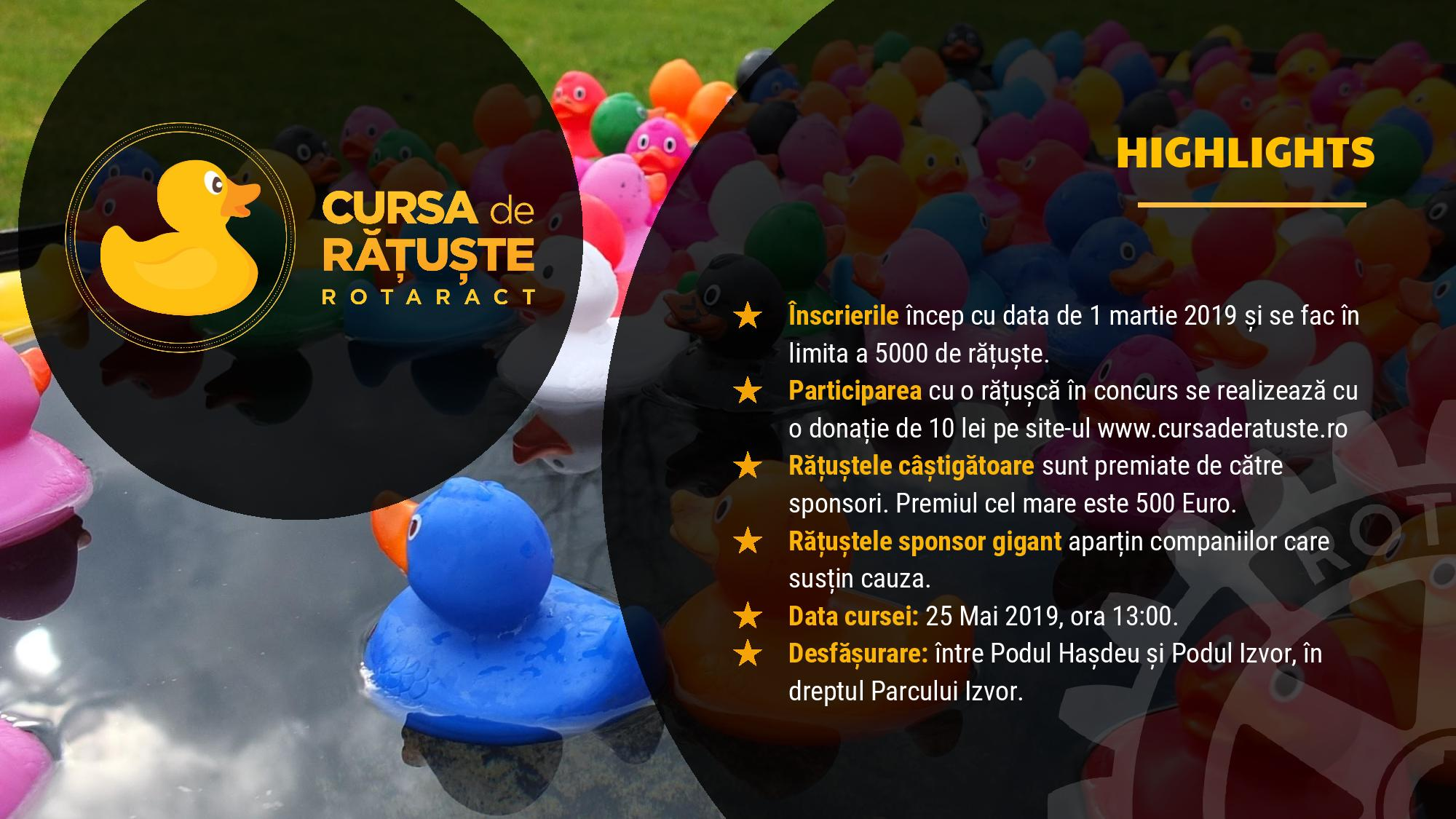 Highlights Cursa de Ratuste 2018